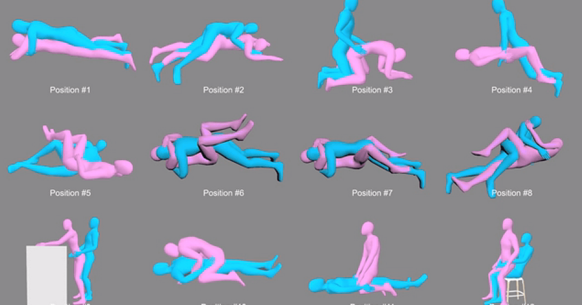 change sex positions