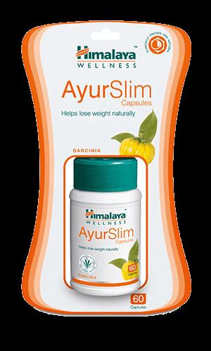 Himalaya AyurSlim weight loss capsules