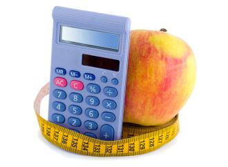 Calculate calorie consumption