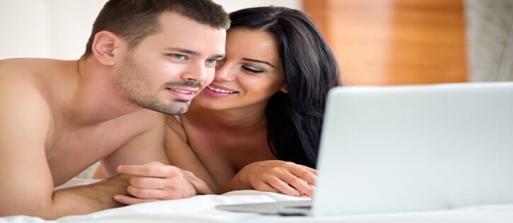 Watch porn together