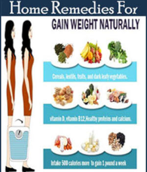 How to Gain Weight Naturally?