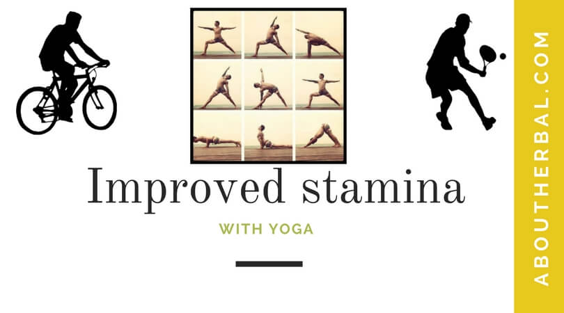 Yoga improves Stamina