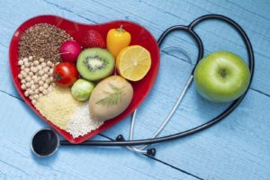 Lowers Cholesterol and Blood Pressure Foods
